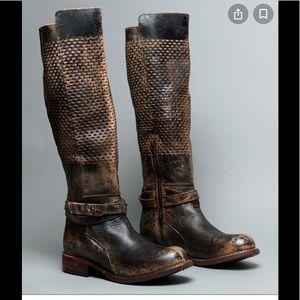Bed Stu biltmore cobbler series leather boots
